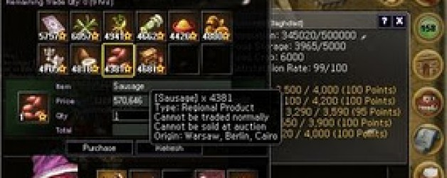 Atlantica Online – Trading Post